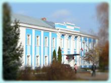 Здание Администрации Знаменского района