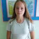 Сайкина Алёна, 25.09.2004 г.р. общительная, активная, легко идёт на контакт